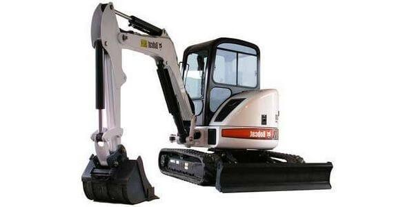 Мини-экскаватор BOBCAT 430